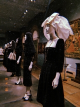 The Met. Heavenly Bodies: Fashion and the Catholic Imagination